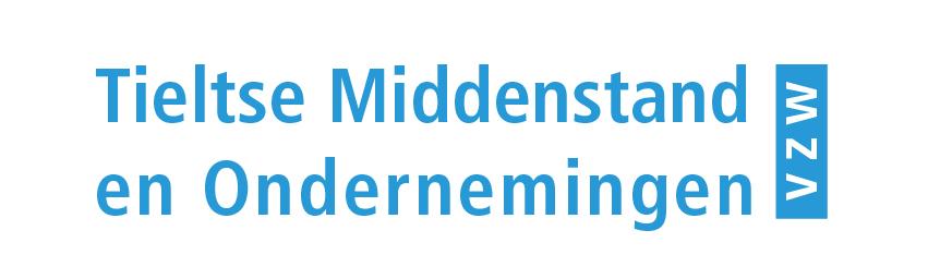 Logo Tieltse middenstand vzw