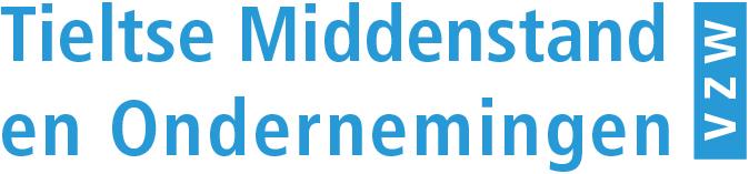 Logo Tieltse Middenstand en Ondernemingen vzw